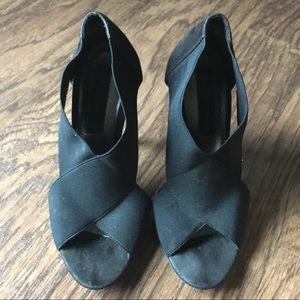 Steven Madden Luxe Strappy Heels